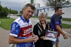 Rallye Tatry v TV Markíza